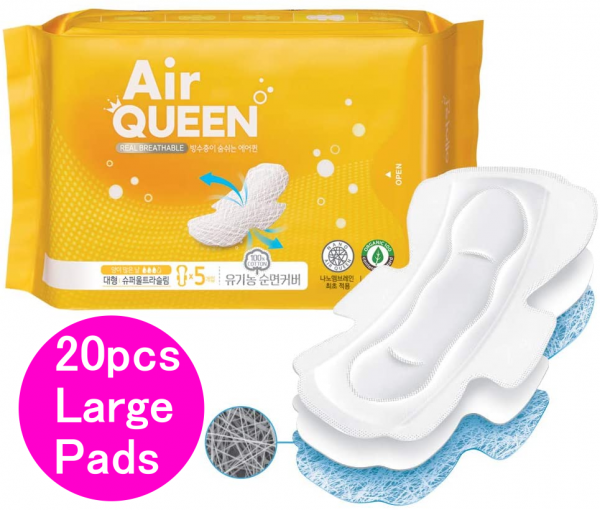 air queen sanitary pads