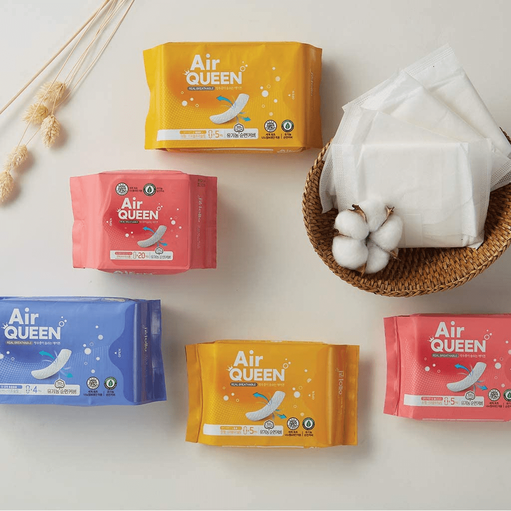 air queen sanitary wear