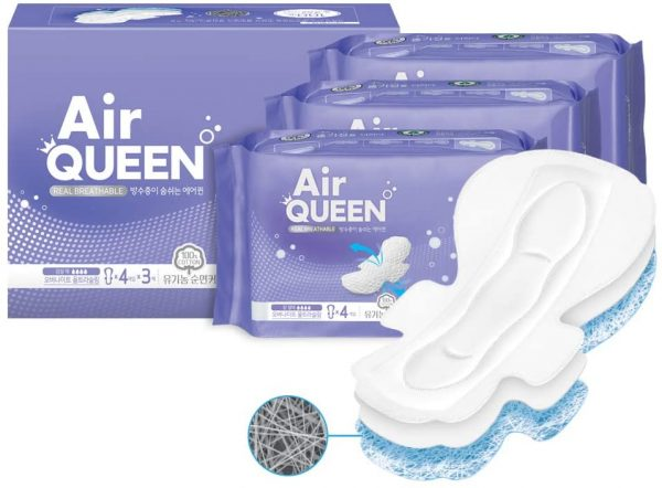 airqueen sanitary pad