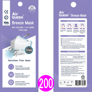 AIRQUEEN BREEZE mask