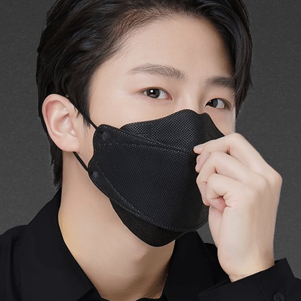 MEDI MASK BLACK