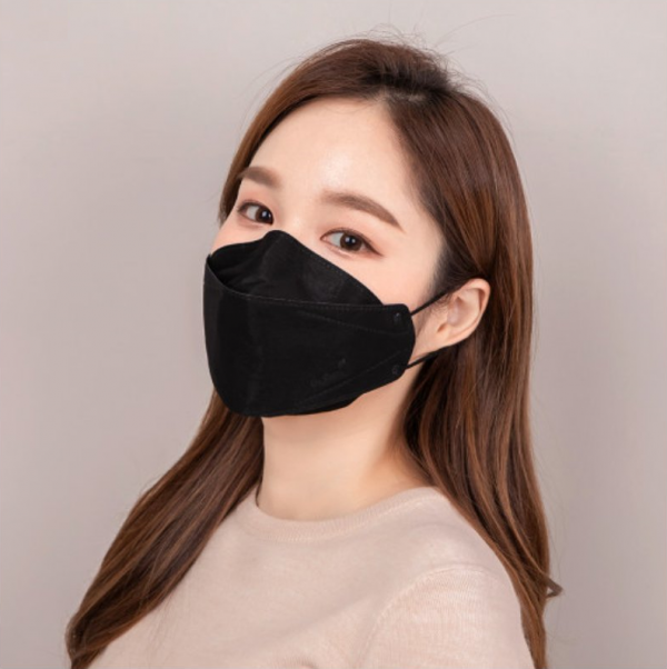 dr puri kf94 mask black